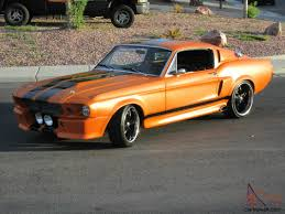 Ford Mustang Fastback GT500 Eleanor