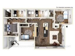 0 for the evergreen floor plan