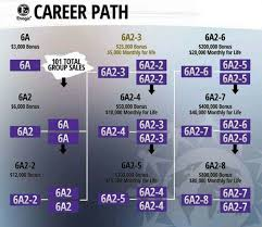 Enagic Compensation Plan Chart How To Achieve A 6 Figure Rank Above Kangen