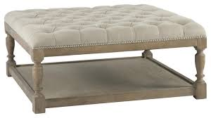ottoman coffee table. Brilliant Tufted Ottoman Coffee Table Shop Leather With Shelf Products On Houzz