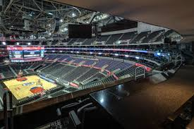 Clippers Game Seating Chart Suites Information Los Angeles Clippers