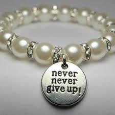 Inspirational Quotes Bracelets Adorable Best Inspirational Quote Bracelets Products On Wanelo