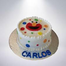 Sesame Street 1st Birthday Cake Cake Celebrations