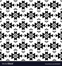 Navajo Pattern Amazing Aztec Pattern Tribal Background Navajo Royalty Free Vector