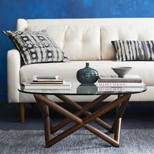spindle coffee table west elm coffee table west elm glass coffee table