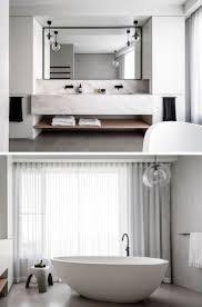 Large Bathroom Vanity Mirrors Beauteous Decor Ac Black Framed ...