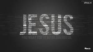 Jesus With Quote Like Find What You Have Been Looking For Hd