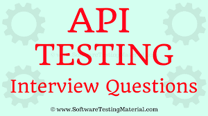Api Testing Interview Questions Updated 2019 Software