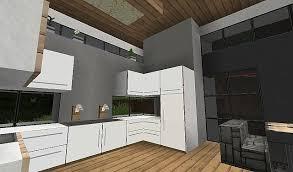 Modern Kitchen USING ITEM FRAMES Minecraft Project