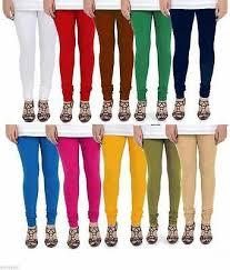 <b>Women</b> Churidaar Legging <b>Indian</b> Cotton Stretch Lycra <b>Yoga Pants</b> ...