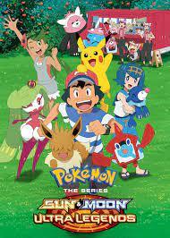 Pokémon: Sun & Moon Ultra Adventures (TV Series 2018–2019) - IMDb