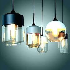 unique pendant lights australia designer uk unusual colored glass hanging lighting licious col