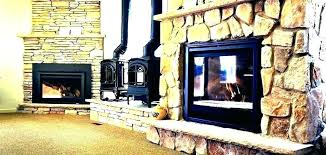 convert fireplace to gas can i burn wood
