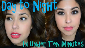turn day into night makeup you