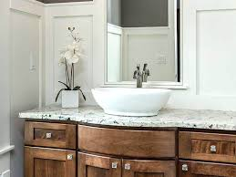posh white granite bathroom gray granite bathroom