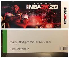 NBA 2K20 for Xbox One : xbox