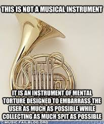 Horns and Horn Humor on Pinterest | French Horn, Horns and Flute via Relatably.com