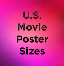 standard size posters standard poster size 1 resource for poster sizes paper sizes