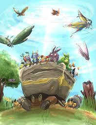 phyllocactusdraws: Do you love bug-type pokemon? | The Original Pokemon  Community! | Type pokemon, Pokemon, Pokemon images