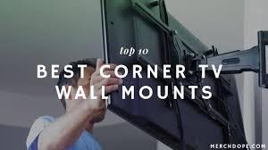 top 10 best corner tv wall mounts in