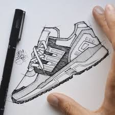 adidas shoes drawing. adidas // instagram: marcos_zks adidas shoes drawing