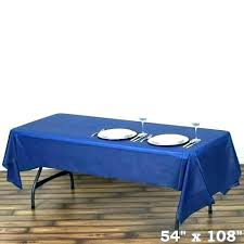 fitted outdoor tablecloth picnic vinyl table cloth thick disposable plastic banquet birthday party home round w