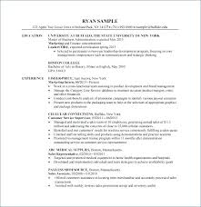 Company Resume Examples Unique Resume Examples For Promotion Within Company And Business
