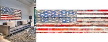 flag wall art wooden american flag wall art large framed american flag american flag wall decor