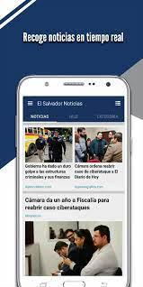 El Salvador Noticias for Android - APK Download