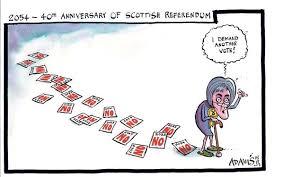 2054 - 50th anniversary of Scottish referendum - Cartoon Gallery