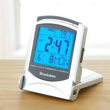 small battery clock operated digital clocks uk