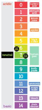 Ph Level Chart For Urine Bladder Health Herbsmith