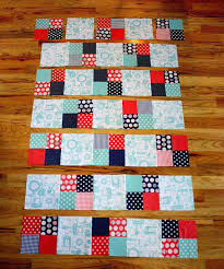 Fast Four Patch Quilt Tutorial Simple Quilt Patterneasy Baby Baby ... & Fast Four Patch Quilt Tutorial Simple Quilt Patterneasy Baby Baby Boy Quilt  Patterns For Beginners Simple Adamdwight.com