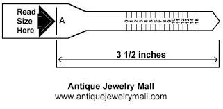 Actual Ring Size Chart Printable Printable Ring Sizer Find Your Ring Size International