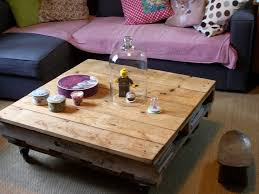 Coffe Table  Cool Diy Pallet Coffee Table Instructions Interior Pallet Coffee Table Plans