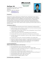 50 Awesome Sharepoint Administrator Resume Sample Template Free