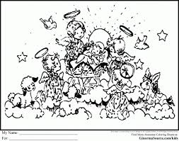 Small Picture Coloring Pages Free Printable Manger Coloring Page Free Print Lds