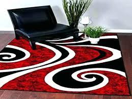 red black grey rug red black grey rug red black swirl white area rug carpet modern red black grey rug
