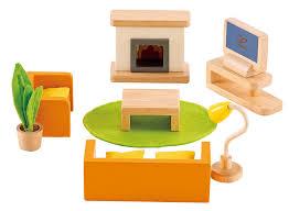 cheap wooden dollhouse furniture. Hape Wooden Doll House Furniture Media Room Set Cheap Dollhouse S