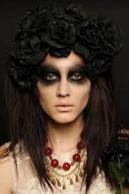 day of the dead makeup goth