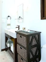 Bathroom furniture ideas Vanity Contemporary Overstock Solid Surface Shower Bathroom Modern With Bathroom Furniture Modern