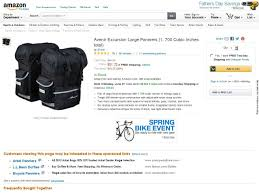 Llbean Com Size Chart Im Trying To Select From Several Commuting Pannier Options