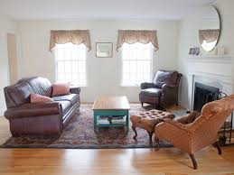 Living Room Budget Living Room Makeover On A Budget Hgtv