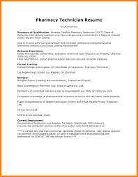 Pharmacy Technician Resume Pharmacy Tech Resume Samples Wwwfungramco 72