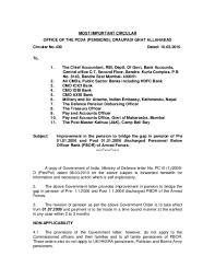 Pdf Circular 430 Rajendra Singh Academia Edu