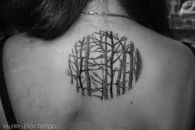 языческие татуировки и их значение