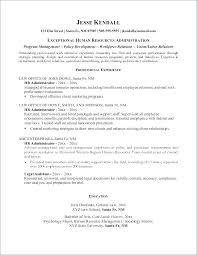 Admin Objective For Resume Admin Resume Objective Hr Admin Resume