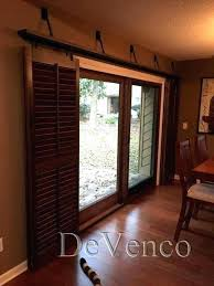 sliding glass door covering ideas curtains s shade