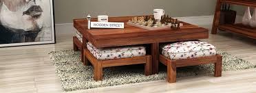 Buy Living Room Furniture line India Starts 1499 Woodenstreet