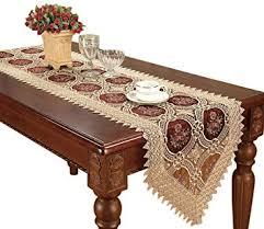 furniture runners. Simhomsen Vintage Beige Lace Table Runners And Doilies 16 By 36 Inch Furniture